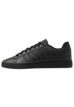 K-SWISS - COURT WINSTON - Sneaker low - black