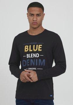 Blend - ARNOLD - Langærmede T-shirts - black