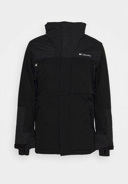 Columbia - PARK RUN JACKET - Snowboardjacka - black