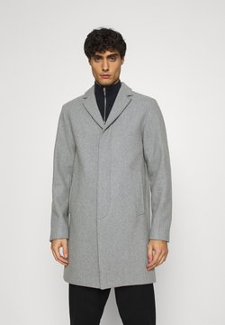 Selected Homme - SLHHAGEN  COAT  - Kåpe / frakk - grey melange