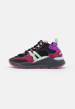 CHIARA FERRAGNI - RUNNING HIKE LACE UP - Sneakers basse - multicolors