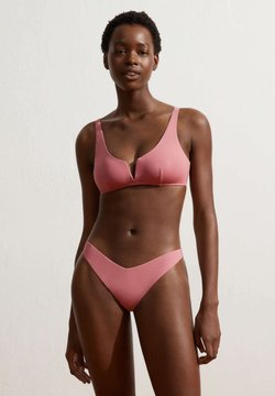 OYSHO - Bikini pezzo sopra - beige