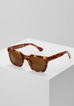 A.Kjærbede - NANCY - Solbriller - light brown transparent