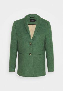 Soaked in Luxury - SLKEYES JACKET - Blazere - hedge green