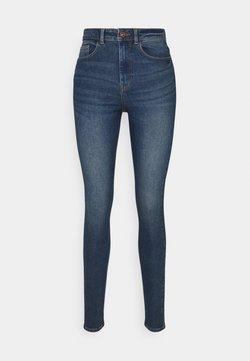 PIECES Tall - PCHIGHFIVE - Jeans Skinny - medium blue denim