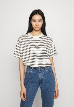 Afends - NIKO - T-Shirt print - off white