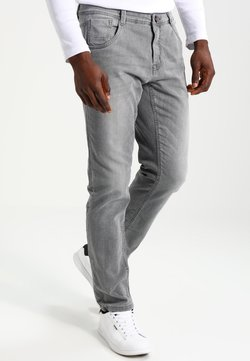 Cars Jeans - PRINCE - Straight leg jeans - grey used