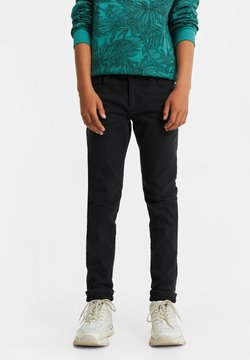 WE Fashion - Slim fit jeans - dark grey