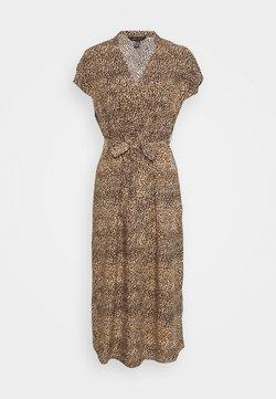 New Look - SIOBHAN MIDI - Korte jurk - brown