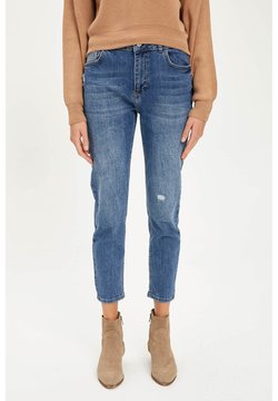DeFacto - Jeans Relaxed Fit - blue