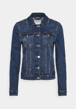 TOM TAILOR DENIM - EASY JACKET - Veste en jean - used mid stone blue denim