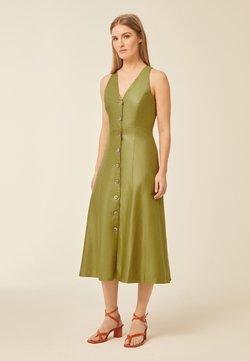 IVY & OAK - Vestido de cóctel - leaf green