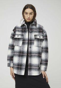 PULL&BEAR - Overgangsjakker - mottled grey
