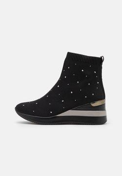 Tata Italia - Sneakers hoog - black