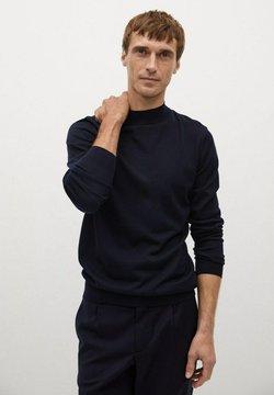 Mango - WILLYM - Sweatshirt - mørk marineblå