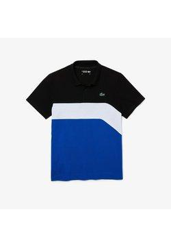 Lacoste Sport - Polo - schwarz weiß blau