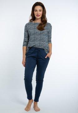mey - SET - Pyjama - new blue