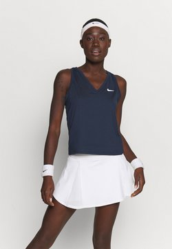Nike Performance - VICTORY TANK - Funktionströja - obsidian/white