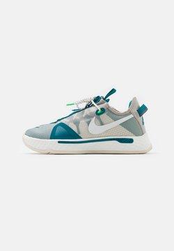 Nike Performance - PG 4 - Basketball shoes - sail/cool grey/natural