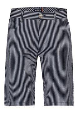 State of Art - Shorts - dark-blue/white