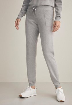 Falconeri - Jogginghose - black/gray