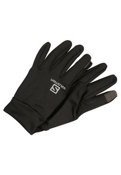 Salomon - AGILE WARM GLOVE - Fingervantar - black