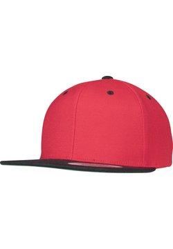 Flexfit - CLASSIC SNAPBACK 2-TONE - Cap - red/black