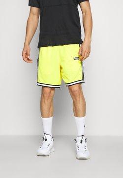 Nike Performance - DRY DNA SHORT - Pantaloncini sportivi - opti yellow/off noir