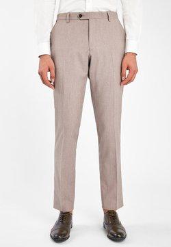 Next - Anzughose - beige