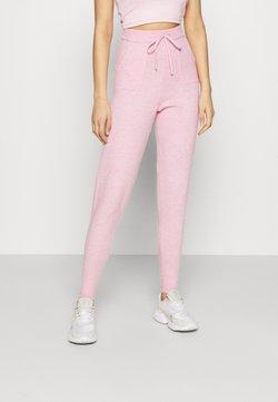 Fashion Union - EFFY JOGGER - Jogginghose - pink
