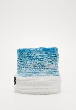 Buff - POLAR THERMAL NECKWEAR - Snood - fairy snow/turquoise