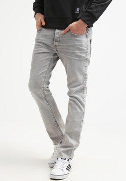 G-Star - 3301 STRAIGHT - Jeans straight leg - kamden grey stretch denim