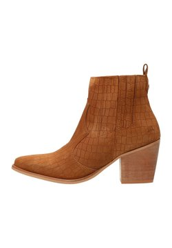 Maruti - SHELLY  - Ankle Boot - tan