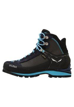 Salewa - CROW GTX - Alpin-/Bergstiefel - premium navy/ethernal blue