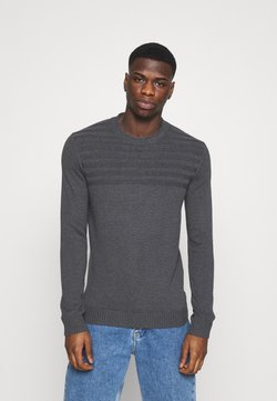 Esprit - Strickpullover - dark grey