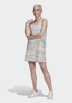 adidas Originals - Vestido camisero - multicolor