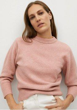 Mango - ARENA - Sweter - rosa pastel
