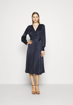 Bruuns Bazaar - SOFIA NOORA DRESS  - Hverdagskjoler - navy