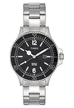 Timex - HARBORSIDE 42 mm BRACELET - Montre - silver-coloured/black