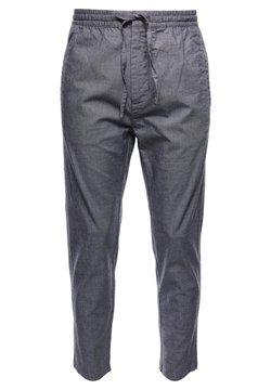 Superdry - EDIT TAPER - Jogginghose - grey texture