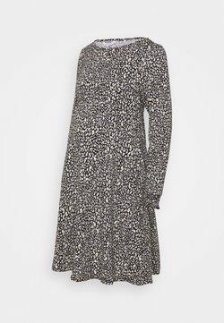 Dorothy Perkins Maternity - LEOPARD DRESS - Jerseykleid - multi