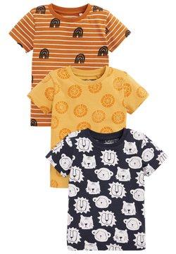 Next - 3 PACK - Camiseta estampada - multi coloured