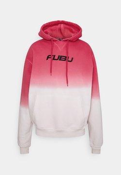 FUBU - CORPORATE HOODED - Sweatshirt - red