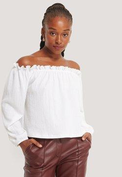NA-KD - Bluse - white