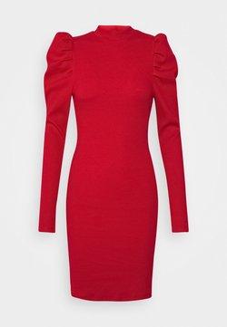 Fashion Union Tall - AURORA - Gebreide jurk - red