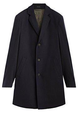Massimo Dutti - Krótki płaszcz - dark blue