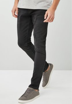 Next - Super Skinny Fit - Jeans Skinny Fit - black