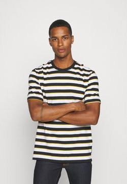 Only & Sons - ONSVIGGO LIFE - T-Shirt print - dark navy