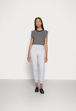Opus - SELEF - T-Shirt print - black