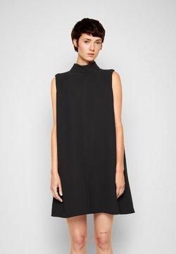 Victoria Victoria Beckham - SLEEVELESS MINI SHIFT DRESS - Juhlamekko - black